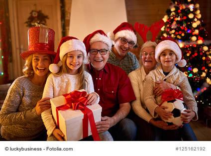 Umgang mit Familienstreit an Weihnachten