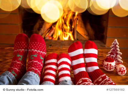 Wie umgehen mit Weihnachten nach der Trennung?