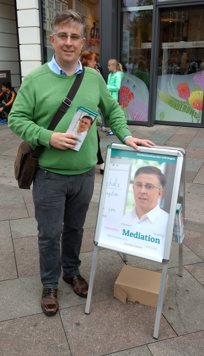 Internationaler Tag der Mediation 2017 in Göttingen